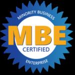 MBE-Certification Logo